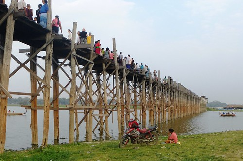 M16-Mandalay-Amarapura-Pont U Bein (13)