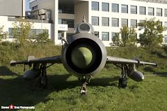 01 - 5301 - Polish Air Force - Sukhoi SU-7 BM - Polish Aviation Musuem - Krakow, Poland - 151010 - Steven Gray - IMG_0420