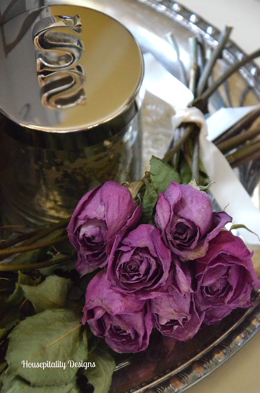 Dried Roses - Housepitality Designs