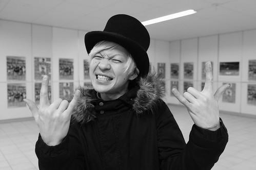 岩船ひろき路上ライブ in N潟