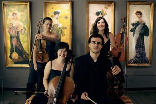 Quartet Argent, Museu Modernista de Barcelona