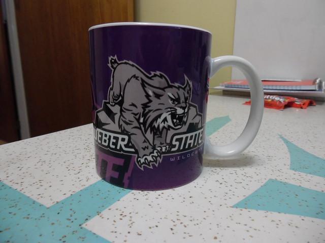 Weber State Mug