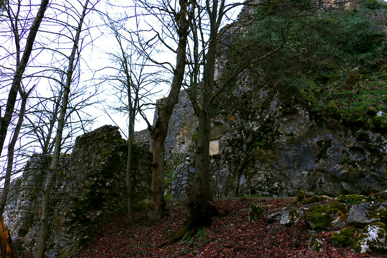 27.03.2016: Ruine Neu-Falkenstein