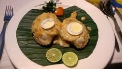 Devilled Crab, Macambo, Kolkata