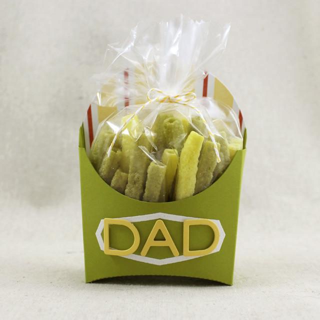 Dad Fry Box