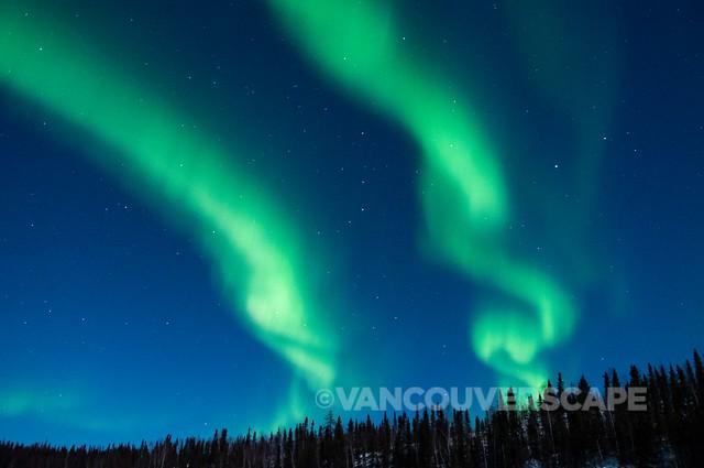 Aurora hunting with Aurora Ninja Photo Tours