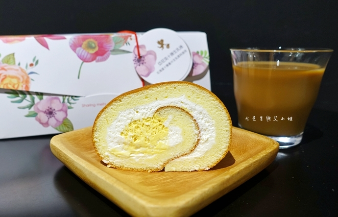 1 亞尼克菓子工房 芒果奶油捲