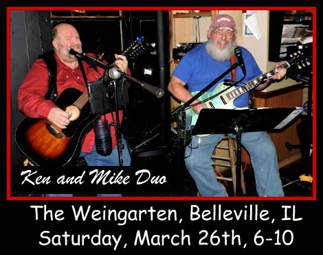 Ken and Mike Duo 3-26-16
