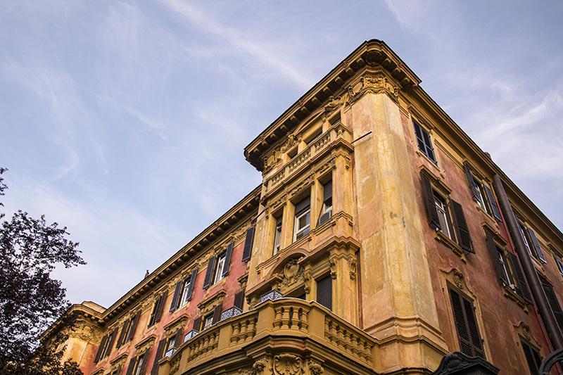 Rome Via Giuseppe Mazzini