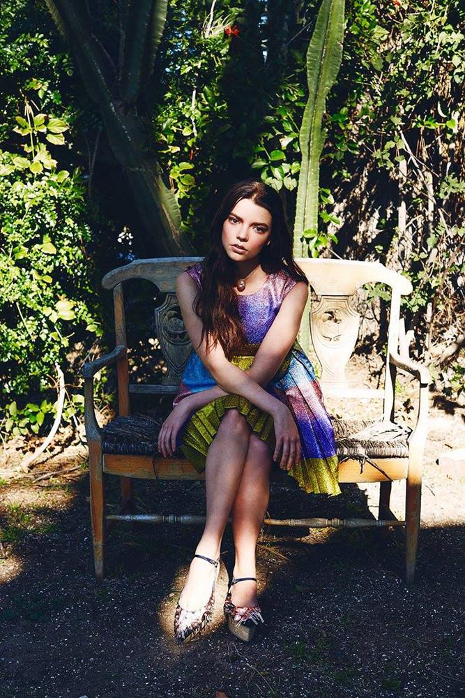 Аня Тейлор-Джой — Фотосессия для «Malibu» 2016 – 4
