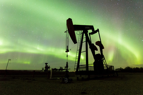 Oilpatch Light Show