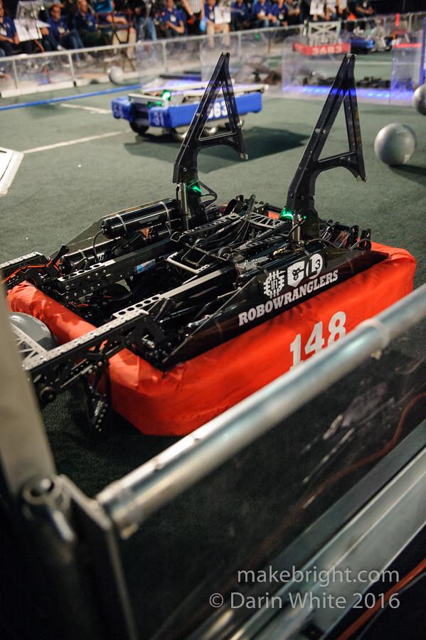 FIRST Robotics Regionals - UW - April 2016 252