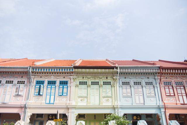 Joo Chiat Peranakan architecture Singapore