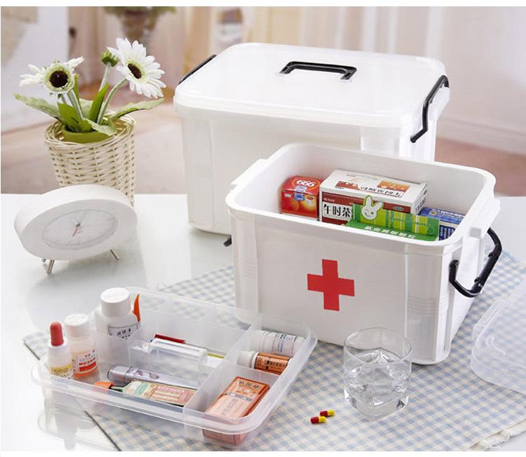 Những thứ bạn cần chuẩn bị trong túi cứu thương