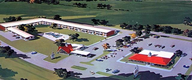 Howard Johnson's Motor Lodge New Stanton PA