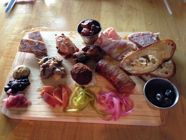 Charcuterie, Toups' Meatery