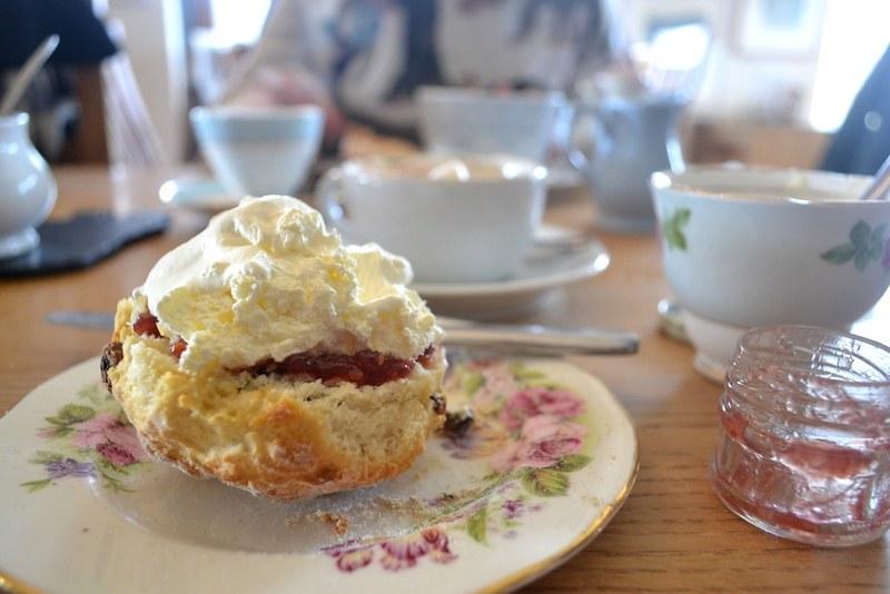 Cafe Near Loch Ness