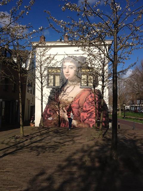 Portrait of Amalia van Solms