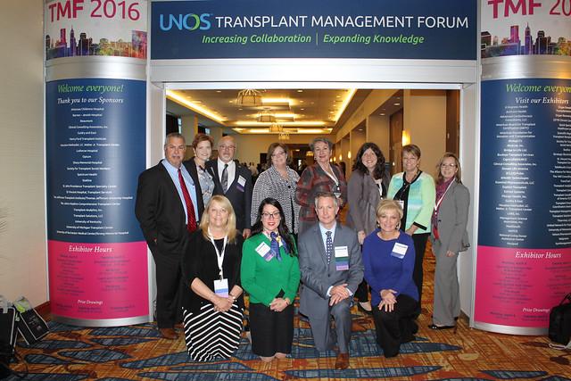 UNOS TMF 2016