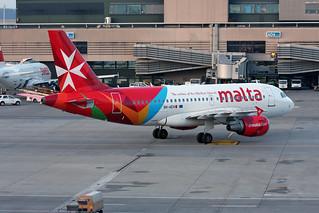 Air Malta Airbus A319-111 9H-AEH