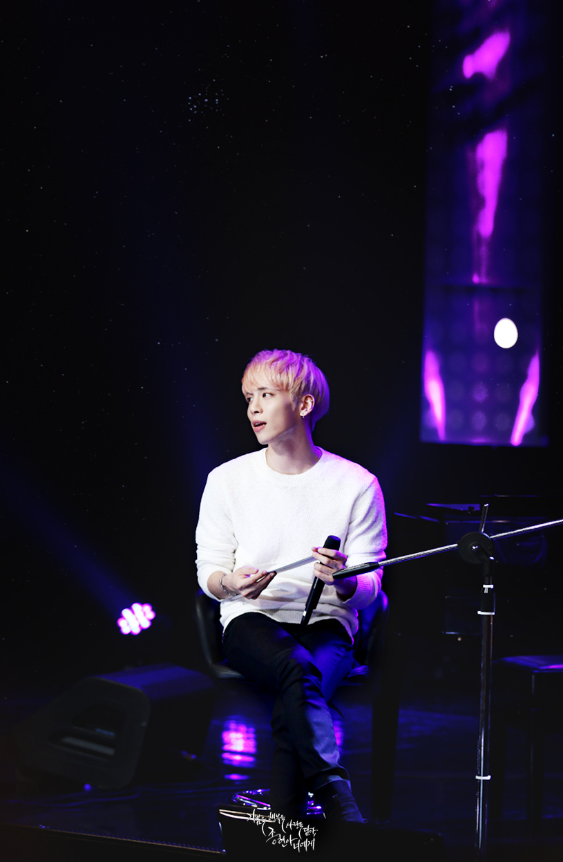 160426 Jonghyun @ MBC Live Concert - Blue Night 26660647055_751c543c88_o
