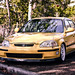 YELLOW EK on Regamaster-