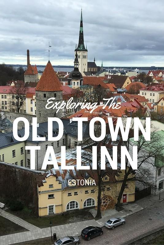 exploring the old town of tallinn estonia. Black Bedroom Furniture Sets. Home Design Ideas