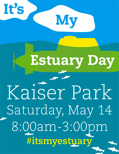 May 14: It's My Estuary Day at Coney Island Creek in Kaiser Park