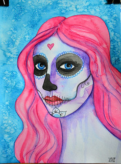 Week 17 Sugar Skull