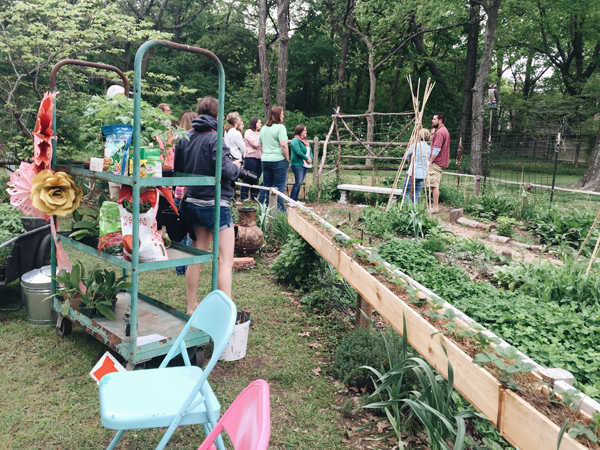 Spring Garden Workshop