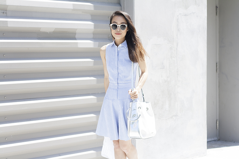 08armani-exchange-spring-stripes-seersucker-dress-sf-style-fashion