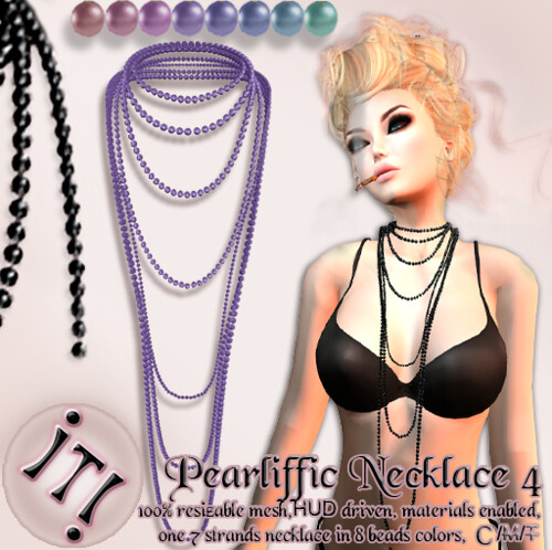 !IT! - Pearliffic Necklace 4 Image