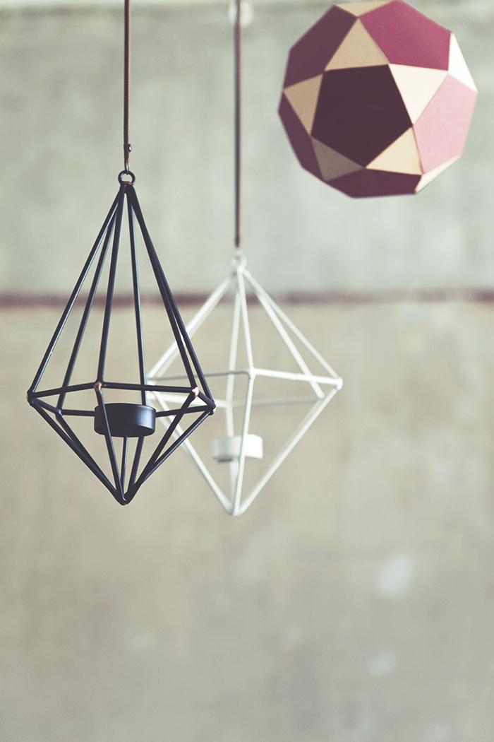 Geometrische Dekoration