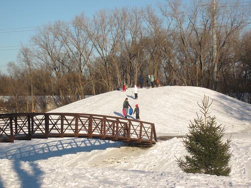 sledding jan1-7
