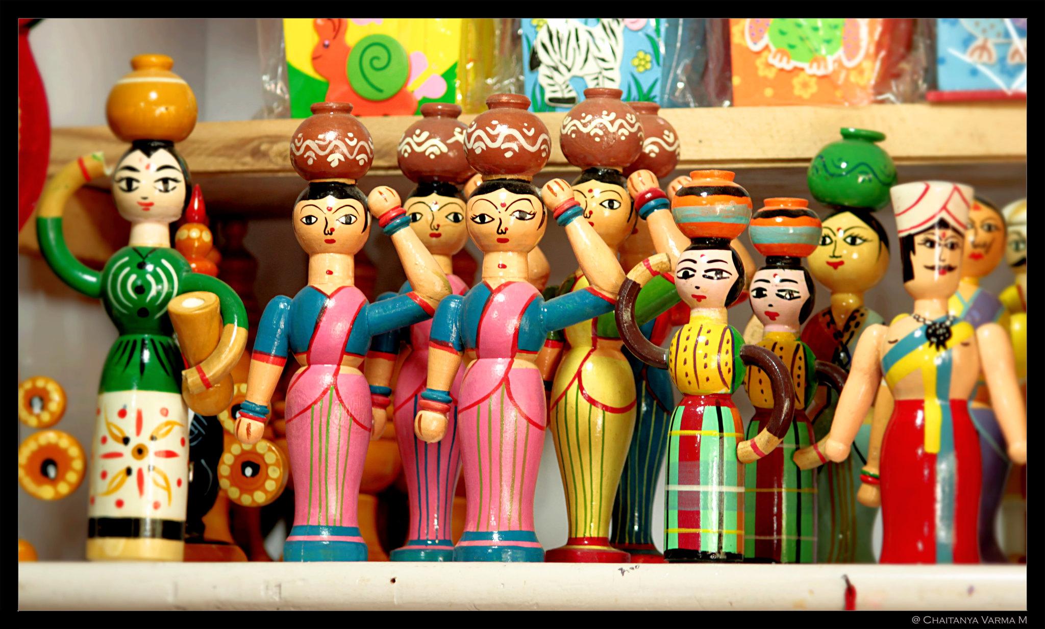 Ramanagar toys