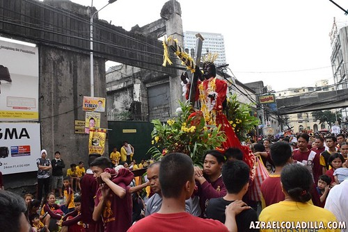 Feast of the Black Nazarene 2016 - coverage 3 by Azrael Coladilla