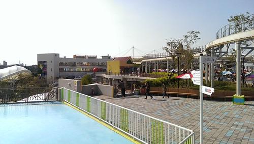 台北兒童新樂園設施好好玩!誰說遊樂園是兒童的專利呢! (8)