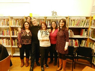 Club de Lectura Xuvenil da Biblioteca Infantil e Xuvenil