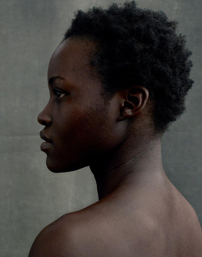 Люпита Нионго — Фотосессия для «Vanity Fair» 2016 – 1