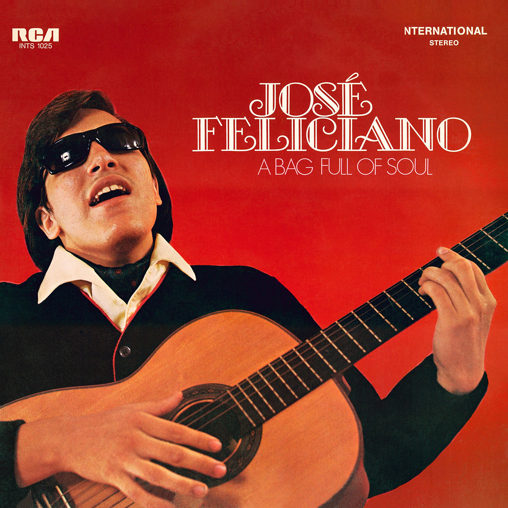 Jose Feliciano - A Bag Full of Soul
