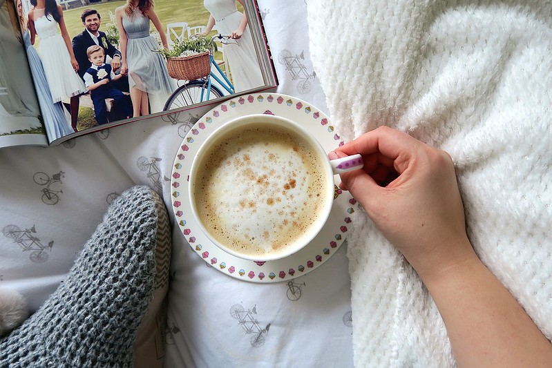 UK Scottish lifestyle blogger january recap february life goals