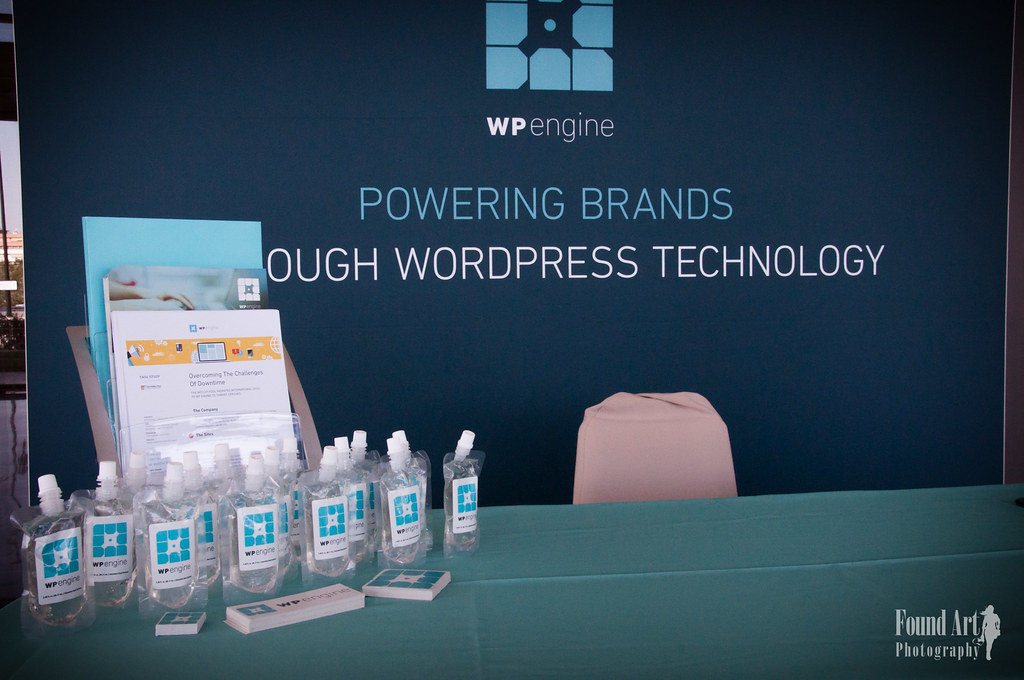 WP Engine - 2015 WordCamp Europe Sponsor