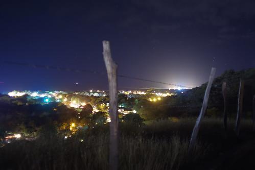 night puerto noche la long view rico exposition parguera lajas