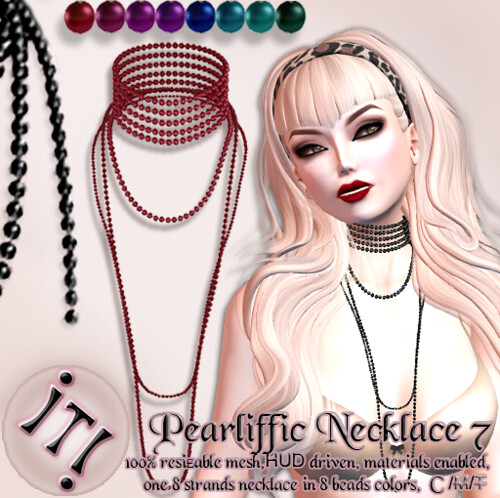 !IT! - Pearliffic Necklace 7 Image