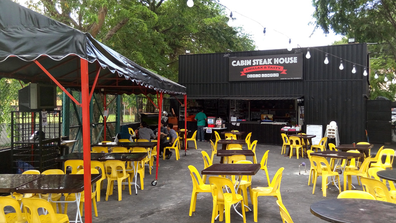 Cabin Steak House Kepong