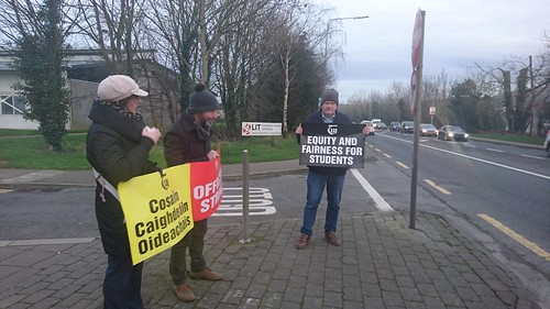 Striking in Clonmel
