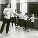 The First Class Taught by Jacques 1964, 1 by NDI Photo Archive
