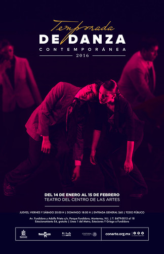 Temporada de Danza Contemporánea 2016