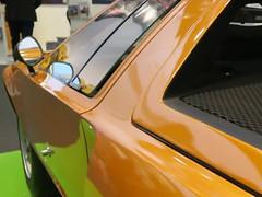 C111 Konzeptwagen von Mercedes