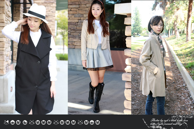 ALLK,穿搭,歐美,歐楷時尚,外套,外衣,配件,夾克,風衣,外套,背心外套,白襯衫,日韓